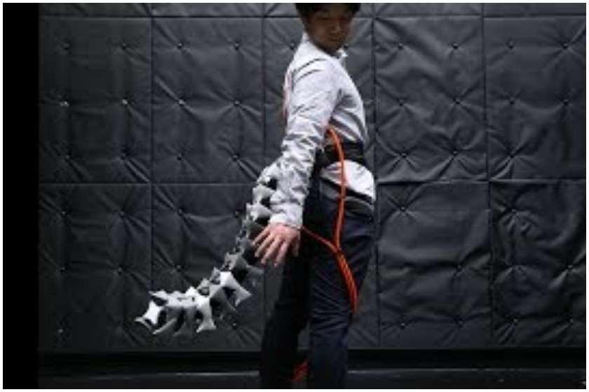 Photo of იაპონელმა მეცნიერებმა შექმნეს რობოტი, რომელიც ხანდაზმულებს დაცემისგან დაიცავს  (ვიდეო)