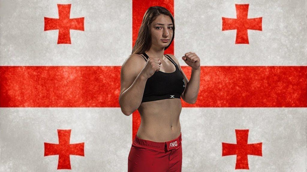"""Photo of პირველი ქართველი ქალი აბსოლუტურ საბრძოლო ჩემპიონატში – ქართველი """"მგელი"""" ლიანა ჯოჯუა (ვიდეო)"""