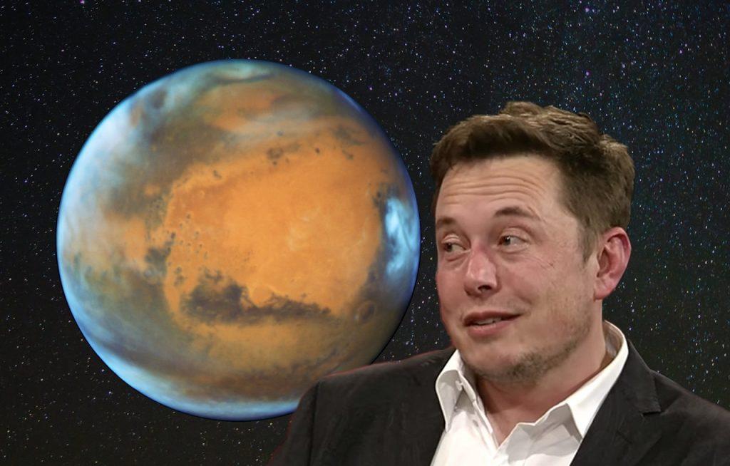 Photo of ილონ მასკს მარსზე ატომური ბომბების ჩაყრა სურს