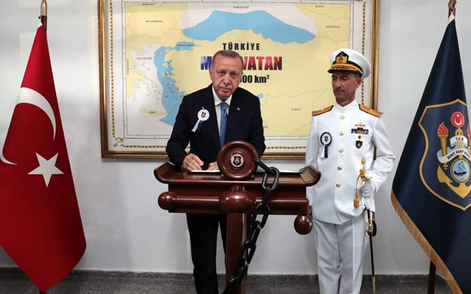 Photo of საბერძნეთის საგარეო საქმეთა მინისტრი თურქეთს აკრიტიკებს