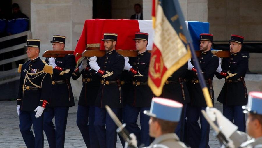 Photo of ჟაკ შირაკს დღეს კრძალავენ, ცერემონიას საქართველოს პრეზიდენტიც ესწრება