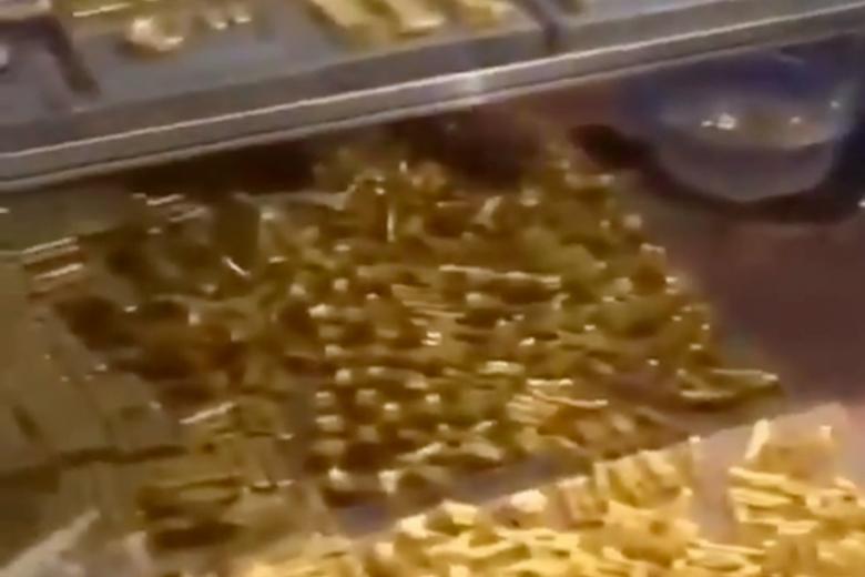 Photo of ჩინეთში ყოფილი მაღალჩინოსნის სახლში 13,5 ტონა ოქრო იპოვეს (ვიდეო)