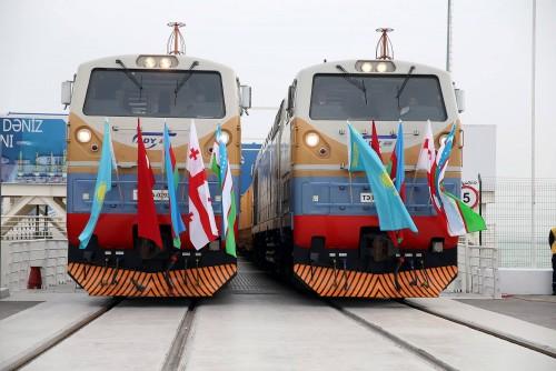Photo of ჩინეთიდან ევროპაში მიდის პირველი მატარებელი, რომელიც ბაქო-თბილისი-ყარსს გაივლის