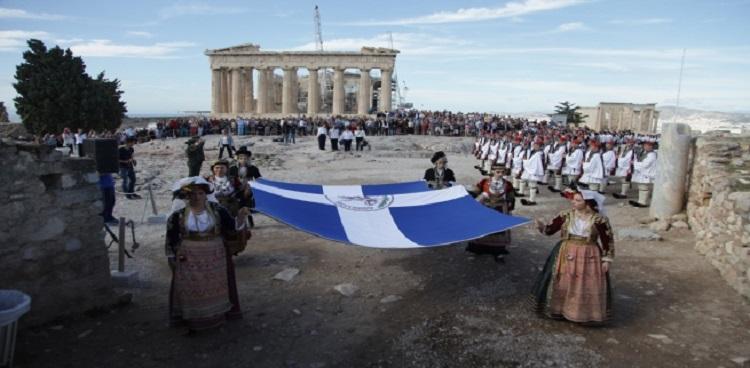 Photo of 12 ოქტომბერს საბერძნეთმა ნაცისტური გერმანიისგან გათავისუფლება აღნიშნა (ისტორიული ვიდეო)