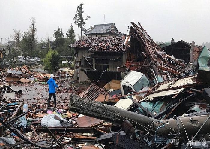 Photo of იაპონიაში ტაიფუნის შედეგად დაღუპულთა რიცხვი 39-მდე გაიზარდა