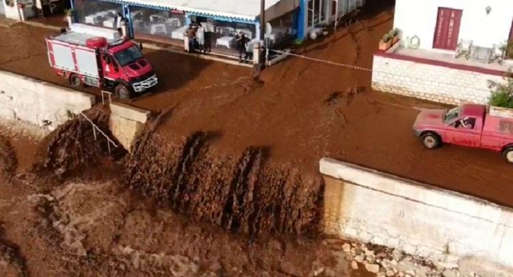 Photo of ძლიერი წვიმა და სეტყვა საბერძნეთში (ვიდეო)