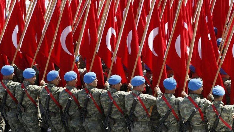 Photo of თურქეთი აცხადებს, რომ ამ ეტაპზე სირიაში ახალი ოპერაციის საჭიროება არ არსებობს
