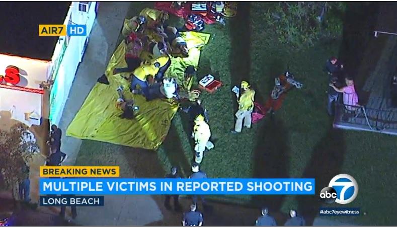 Photo of სამი ადამიანი დაიღუპა, 9 კი დაშავდა კალიფორნიის შტატში სროლის შედეგად