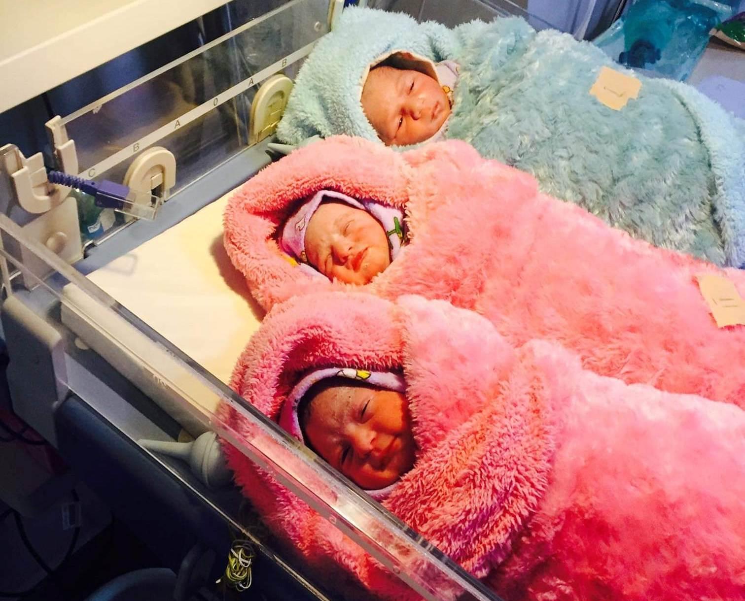 Photo of ბათუმში სამი ტყუპი დაიბადა (ვიდეო)