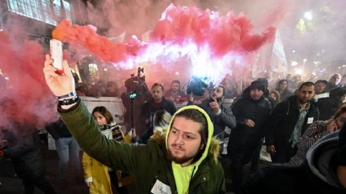 Photo of თბილისში განვითარებულ მოვლენებს უცხოური მედიასაშუალებები აშუქებენ
