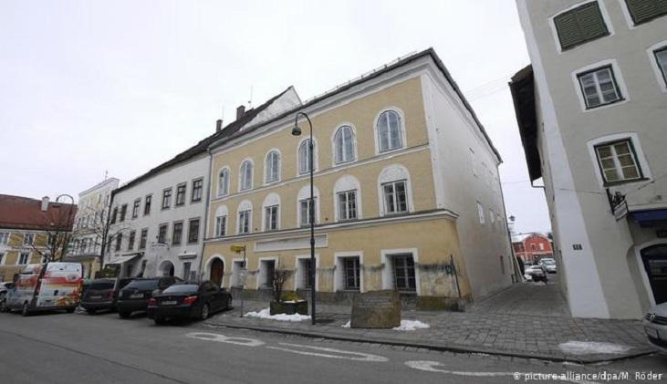 Photo of ადოლფ ჰიტლერის მშობლიურ სახლში პოლიციის განყოფილება იხსნება