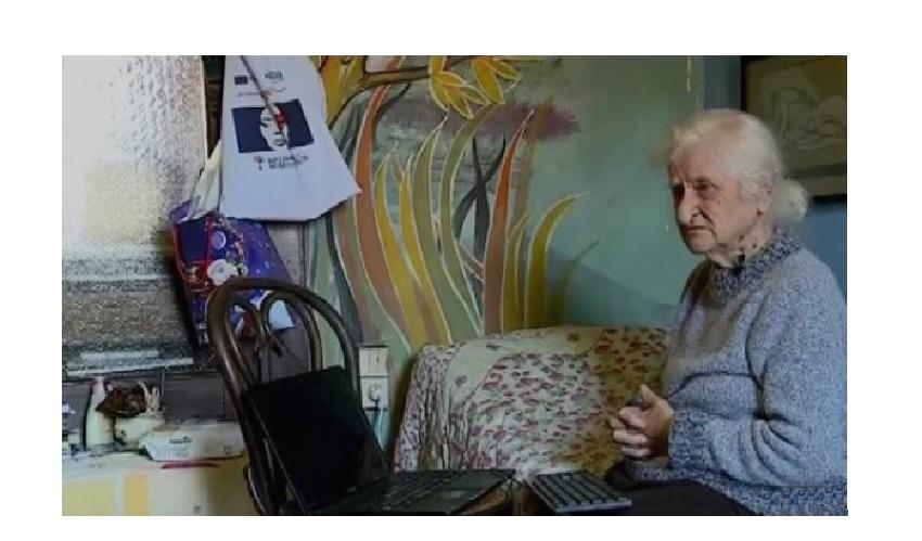 Photo of 89 წლის ქართველი ქალი, რომელიც ერთი თვის წინ ბლოგერი გახდა (ვიდეო)