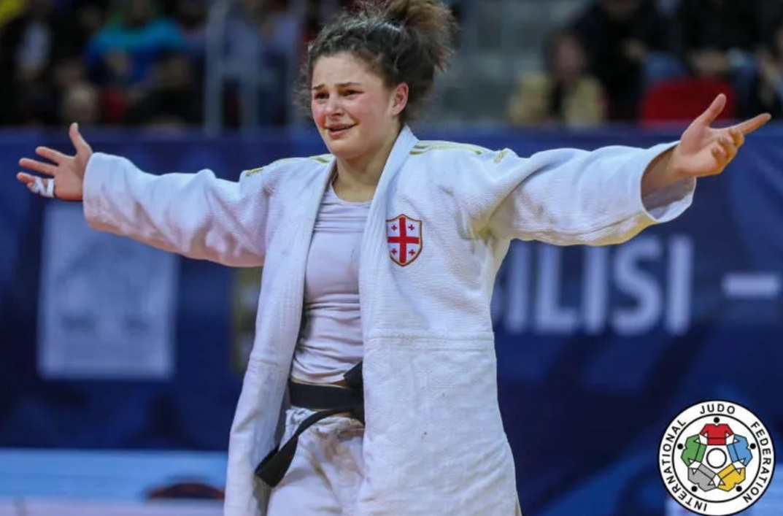 Photo of მეორე ოქრო ევროპის ჩემპიონატზე ძიუდოში – ამჯერად მარიამ ჭანტურიამ გაგვახარა (ვიდეო)