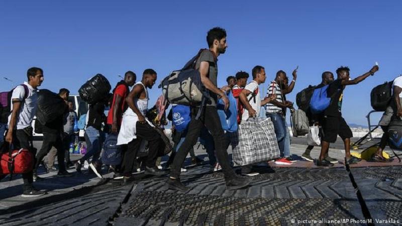 Photo of საბერძნეთში მიგრანტების 3 უდიდეს ბანაკს ხურავენ