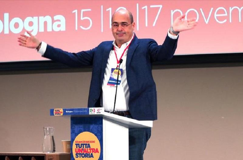 Photo of დემოკრატიული პარტიის ლიდერი გამოდის წინადადებით, ყველას, ვინც იტალიაში დაიბადა, მოქალაქეობა მიენიჭოს