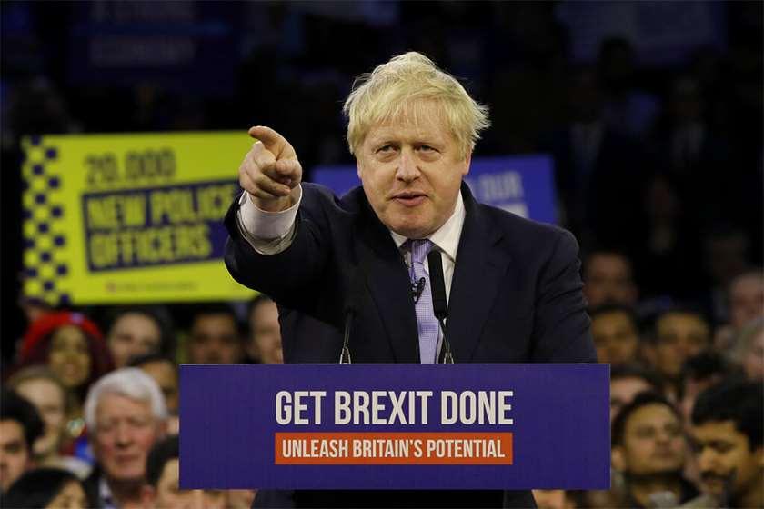 Photo of ბორის ჯონსონმა ბრიტანეთის საპარლამენტო არჩევნებში ისტორიული გამარჯვება მოიპოვა