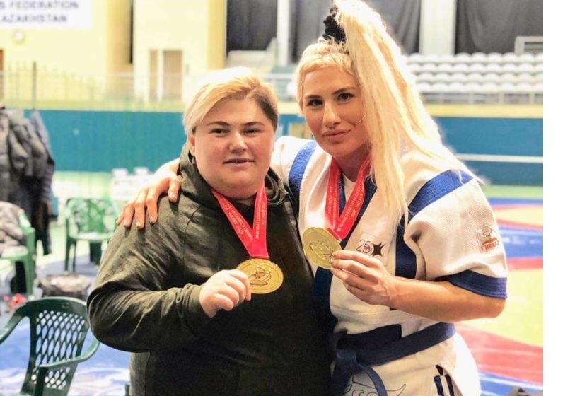 Photo of ნინო ოძელაშვილი და ელენე ქებაძე მსოფლიო ჩემპიონები გახდნენ
