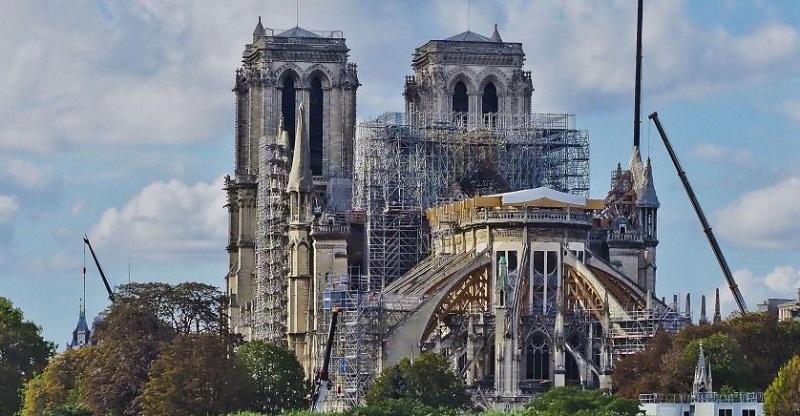 Photo of პირველად ბოლო 200 წლის განმავლობაში პარიზის ღვთისმშობლის ტაძარში საშობაო მესა არ შესრულდება