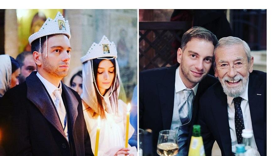 "Photo of ბუბა კიკაბიძეს შვილიშვილის ქორწილში არ უმღერია – ""ჩემთვის ვიჯექი ჩუმად"""