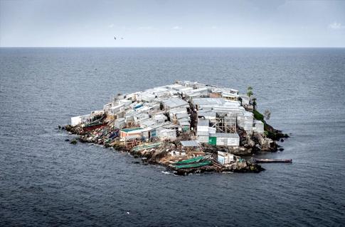Photo of პლანეტის ყველაზე მჭიდროდ დასახლებული კუნძული