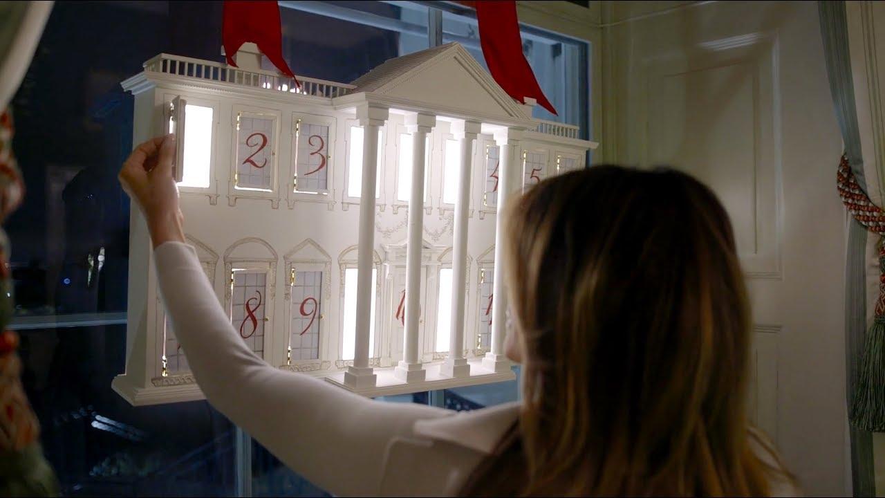 Photo of საშობაოდ მორთული თეთრი სახლი – მელანია ტრამპი ვიდეოს ავრცელებს