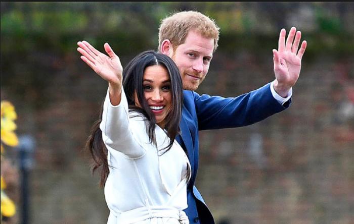 "Photo of პრინცი ჰარი და მეგან მარკლი სამეფო ოჯახის ""მაღალი რანგის"" წევრების სტატუსზე უარს ამბობენ"