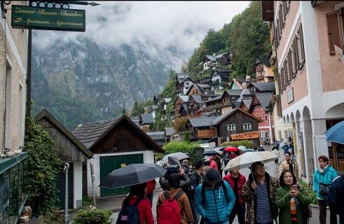 "Photo of ""FROZEN 2""-ის პრემიერის შემდეგ ავსტრიის სოფელში ტურისტების რაოდენობა მკვეთრად გაიზარდა"
