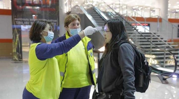 Photo of თბილისის აეროპორტში კორონავირუსის გავრცელების საწინააღმდეგო პრევენციული ღონისძიებები დაიწყო