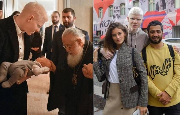 Photo of ვინ მონათლა ბერუკა ივანიშვილი პატრიარქთან ერთად?
