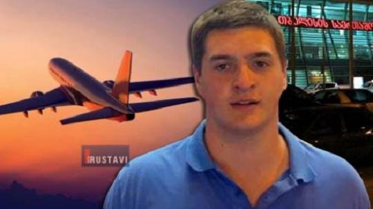 """Photo of """"ბორტის გმირი"""" – 18 წლის რუსთაველმა ბიჭმა თვითმფრინავში მგზავრი სიკვდილისგან იხსნა"""