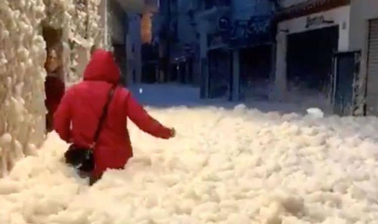 Photo of ესპანეთში დიდთოვლობას რვა ადამიანი ემსხვერპლა (ვიდეო)