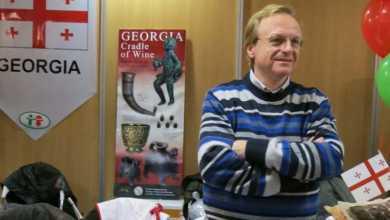 Photo of Γιάννης Μπούλιας: «Οι Γεωργιανοί είναι οι δεύτεροι Έλληνες και η Γεωργία ειναι η δεύτερη πατρίδα μου»