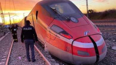 Photo of იტალიაში ჩქაროსნული მატარებელი რელსებიდან გადავიდა, არის მსხვერპლი (ვიდეო)