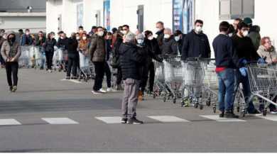 Photo of COVID-19: იტალიელები სუპერმარკეტებს აცარიელებენ – თვითმხილველების ნაამბობი