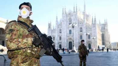 Photo of იტალიის ხელისუფლება მთელ ლომბარდიის რეგიონს და კიდევ 11 პროვინციას კეტავს