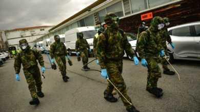 Photo of ესპანელმა სამხედროებმა მოხუცებულთა სახლებში მიტოვებული პაციენტები აღმოაჩინეს