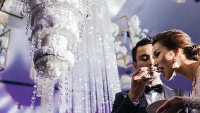 Photo of ყველაზე უჩვეულო საქორწილო ტორტი (ვიდეო)
