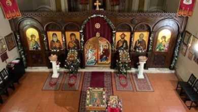 Photo of რომში ქართულმა ეკლესიამ წირვა-ლოცვა დროებით შეწყვიტა