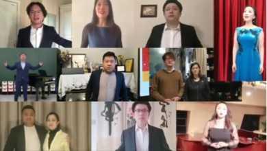 Photo of სოლიდარობა იტალიას – ჩინელი საოპერო მომღერლების ვიდეორგოლი