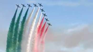 Photo of FORZA ITALIA! – იტალიის დროშის ფერებით შეღებილი ცა: ტრამპი იტალიას ამხნევებს (ვიდეო)