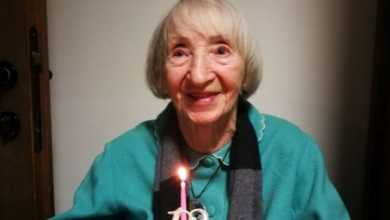 "Photo of იტალიაში 102 წლის ქალს, რომელიც კორონავირუსისგან განიკურნა ""უკვდავი"" შეარქვეს"