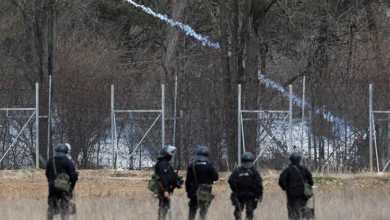 Photo of საბერძნეთის პოლიციამ ცრემლმდენი გაზი გამოიყენა მიგრანტების წინააღმდეგ (ვიდეო)