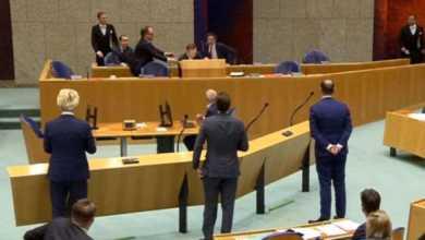 Photo of ნიდერლანდების ჯანდაცვის მინისტრმა პარლამენტში სიტყვით გამოსვლისას გონება დაკარგა (ვიდეო)