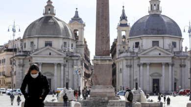 Photo of კორონავირუსი იტალიაში: 631 ადამიანი გარდაიცვალა, 1004 – გამოჯანმრთელდა