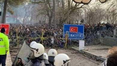 Photo of საბერძნეთმა თურქეთთან საზღვარზე 10 ათასამდე მიგრანტი შეაჩერა