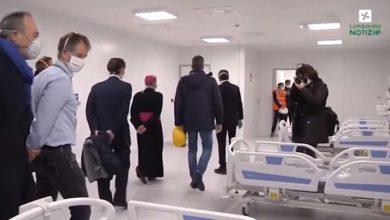 """Photo of მილანში, FIERA di MILANO-ს ტერიტორიაზე დროებითი საავადმყოფო გაიხსნა, როდის """"გაიხსნება"""" იტალია? (ვიდეო)"""
