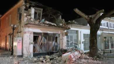 Photo of ძლიერი მიწისძვრა საბერძნეთის ქალაქ პარგაში, არიან დაზარალებულები (ვიდეო)