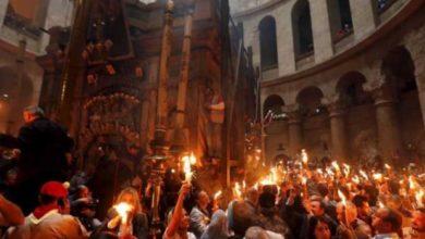 Photo of წმიდა ცეცხლის რიტუალი ლიმიტირებულ ფორმატში, ერისკაცთა გარეშე ჩატარდება – JERUSALEM POST