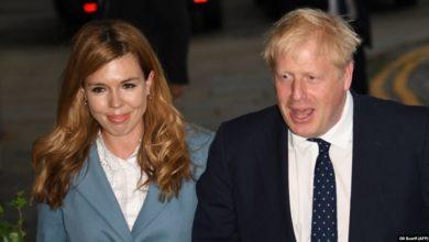 Photo of დიდი ბრიტანეთის პრემიერ-მინისტრი ბორის ჯონსონი მეხუთედ გახდა მამა
