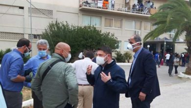 Photo of საბერძნეთი: ლტოლვილთა საცხოვრებელში ახალი კორონავირუსით ინფიცირების 150 შემთხვევა გამოვლინდა